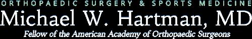 dr-hartman-ortho Logo